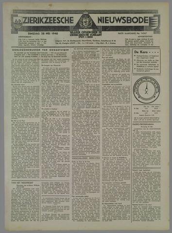 Zierikzeesche Nieuwsbode 1940-05-28