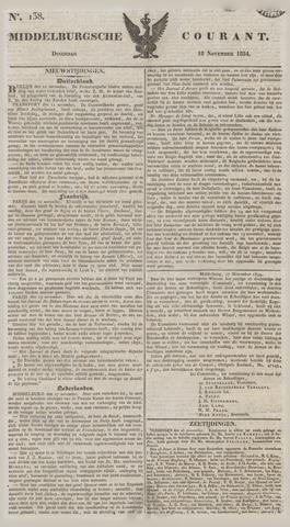 Middelburgsche Courant 1834-11-18