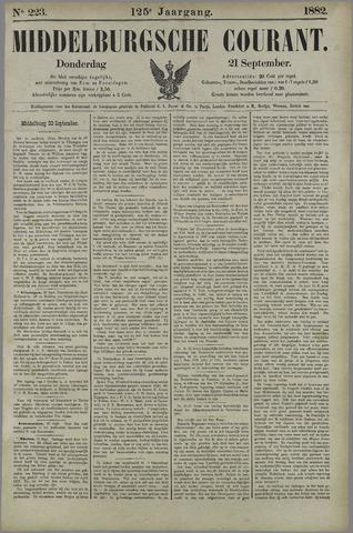 Middelburgsche Courant 1882-09-21