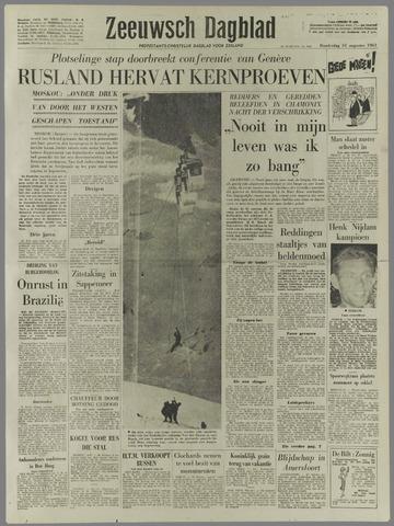 Zeeuwsch Dagblad 1961-08-31