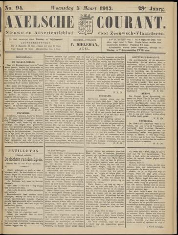 Axelsche Courant 1913-03-05