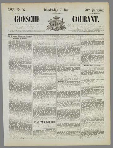 Goessche Courant 1883-06-07