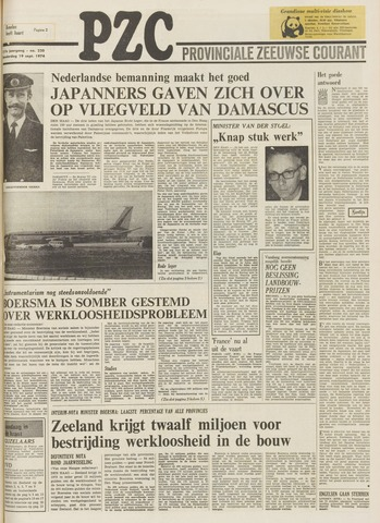 Provinciale Zeeuwse Courant 1974-09-19