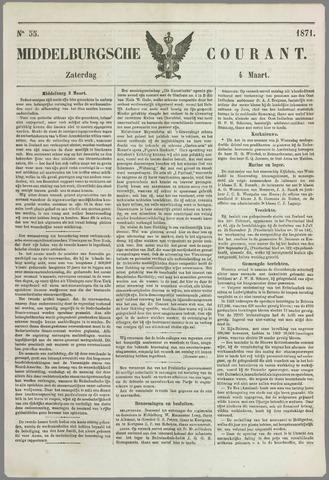 Middelburgsche Courant 1871-03-04