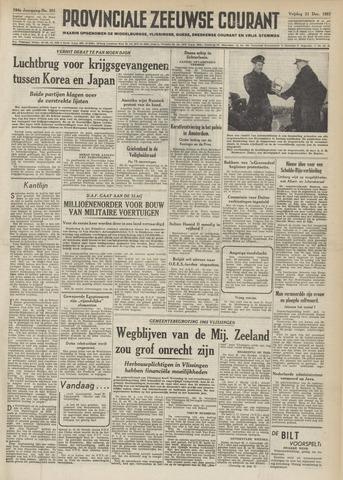 Provinciale Zeeuwse Courant 1951-12-21