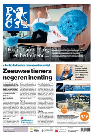 Provinciale Zeeuwse Courant 2019-02-15
