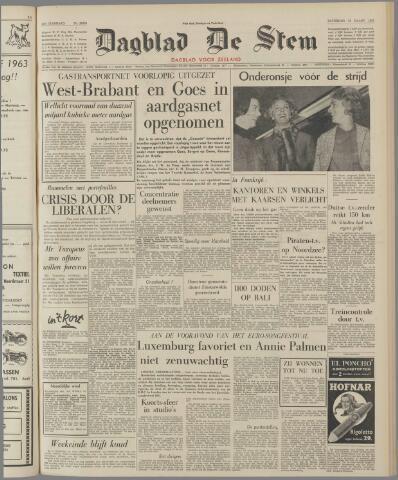 de Stem 1963-03-23