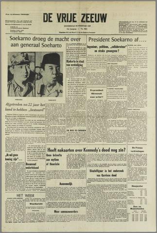 de Vrije Zeeuw 1967-02-23