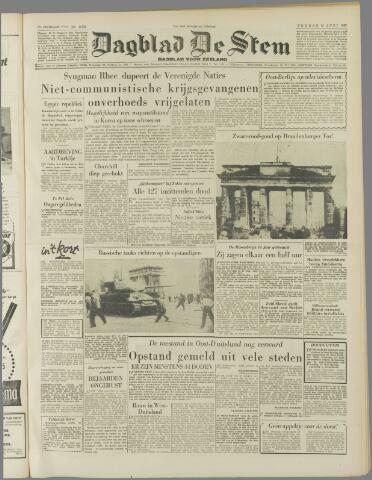 de Stem 1953-06-19