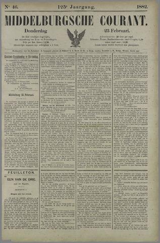 Middelburgsche Courant 1882-02-23