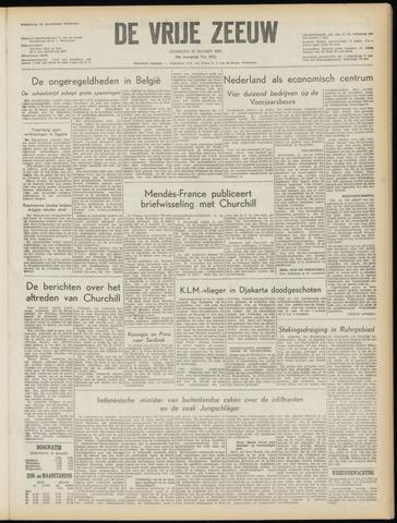 de Vrije Zeeuw 1955-03-22