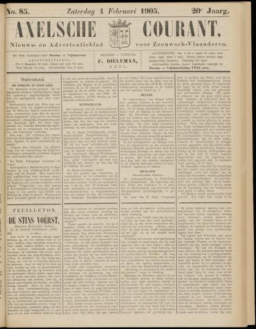Axelsche Courant 1905-02-04