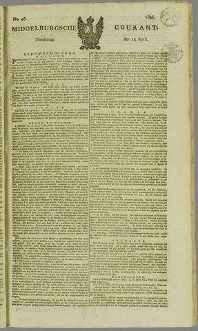Middelburgsche Courant 1824-04-15
