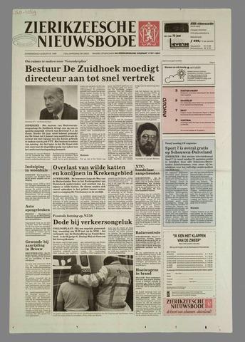Zierikzeesche Nieuwsbode 1996-08-08