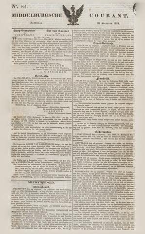 Middelburgsche Courant 1834-08-30
