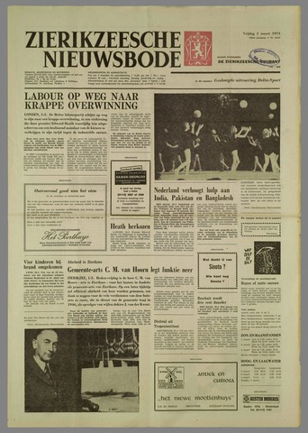 Zierikzeesche Nieuwsbode 1974-03-01