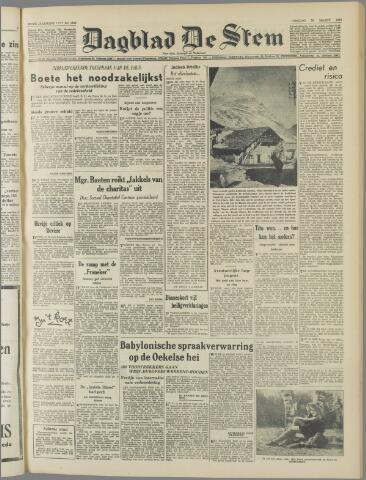 de Stem 1950-03-28
