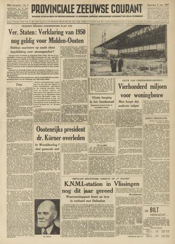 Provinciale Zeeuwse Courant 1957-01-05