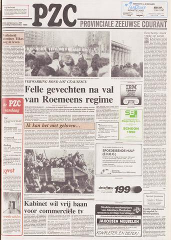 Provinciale Zeeuwse Courant 1989-12-23