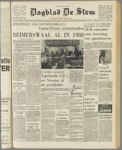 de Stem 1968-01-06