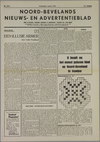 Noord-Bevelands Nieuws- en advertentieblad 1978