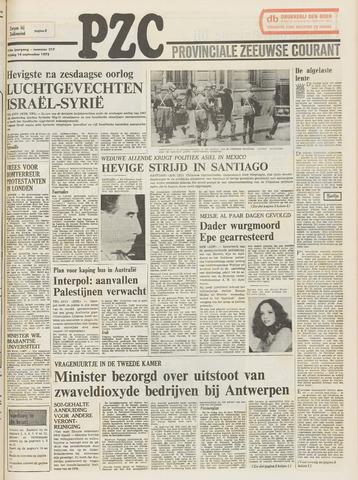 Provinciale Zeeuwse Courant 1973-09-14