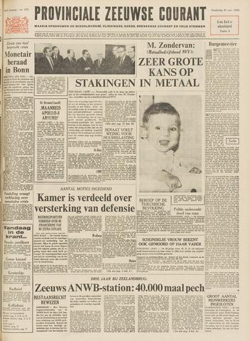 Provinciale Zeeuwse Courant 1968-11-21