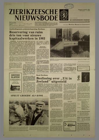 Zierikzeesche Nieuwsbode 1982-10-19