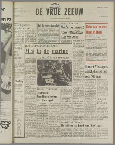 de Vrije Zeeuw 1975-07-12
