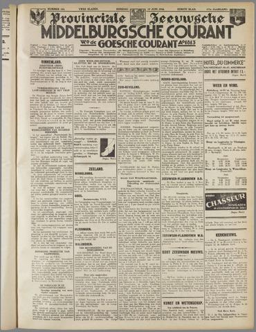 Middelburgsche Courant 1934-06-19