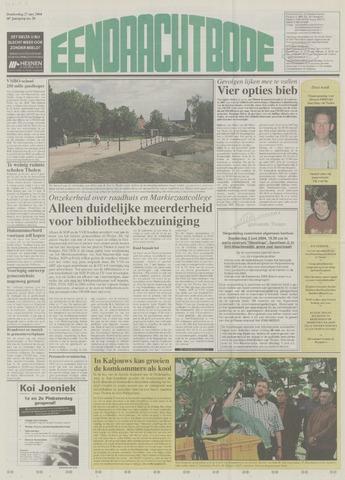 Eendrachtbode (1945-heden)/Mededeelingenblad voor het eiland Tholen (1944/45) 2004-05-27