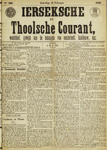 Ierseksche en Thoolsche Courant 1893-02-11