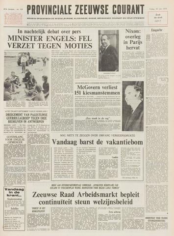 Provinciale Zeeuwse Courant 1972-06-30