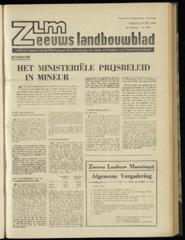 Zeeuwsch landbouwblad ... ZLM land- en tuinbouwblad 1962-05-18