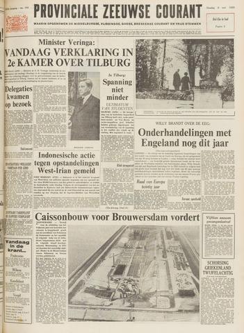 Provinciale Zeeuwse Courant 1969-05-06
