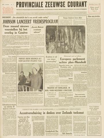 Provinciale Zeeuwse Courant 1964-01-09