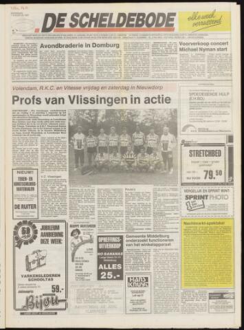 Scheldebode 1990-07-26