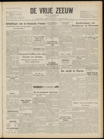 de Vrije Zeeuw 1952-10-10