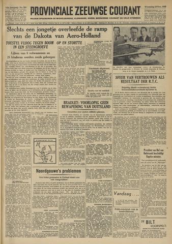 Provinciale Zeeuwse Courant 1949-11-23