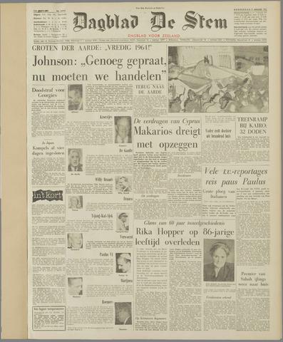 de Stem 1964
