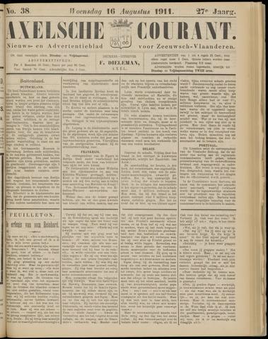 Axelsche Courant 1911-08-16