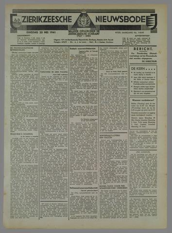 Zierikzeesche Nieuwsbode 1941-05-20