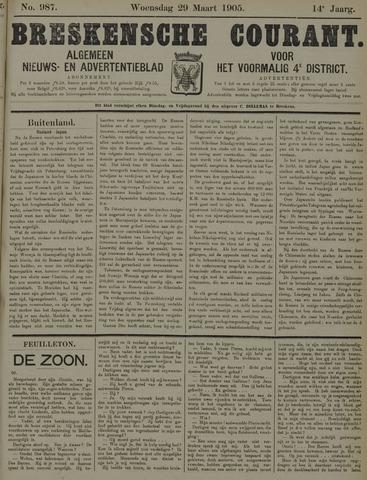 Breskensche Courant 1905-03-29