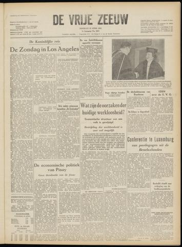 de Vrije Zeeuw 1952-04-22