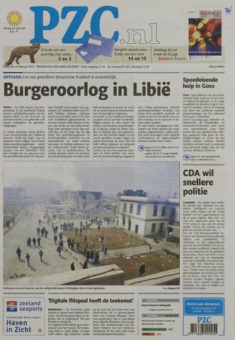 Provinciale Zeeuwse Courant 2011-02-22
