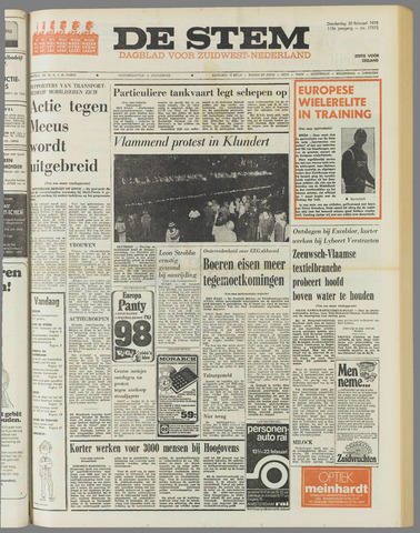 de Stem 1975-02-20