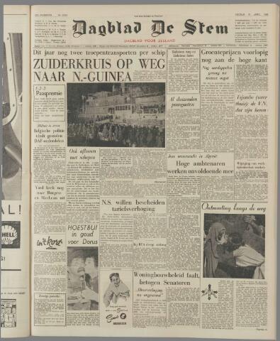 de Stem 1962-04-20