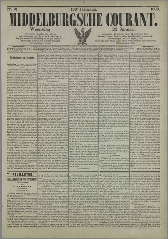 Middelburgsche Courant 1893-01-25