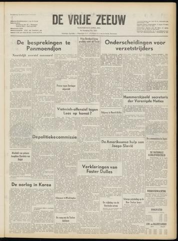 de Vrije Zeeuw 1953-04-08