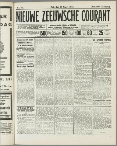 Nieuwe Zeeuwsche Courant 1917-03-31